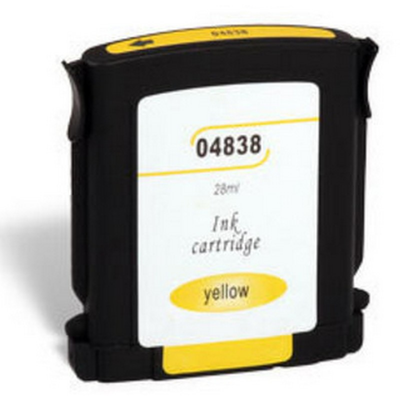 HP C4838AN Yellow Ink Cartridge-HP #11
