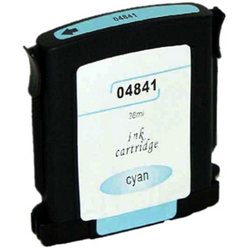 HP C4841A Cyan Ink Cartridge-HP #10
