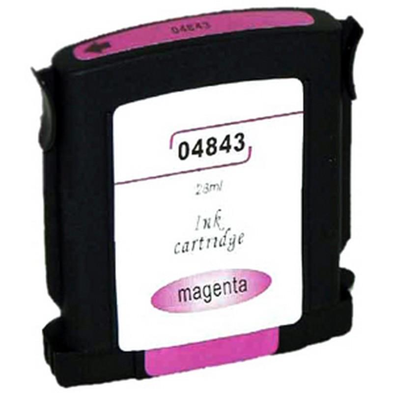 HP C4842A Magenta Ink Cartridge-HP #10