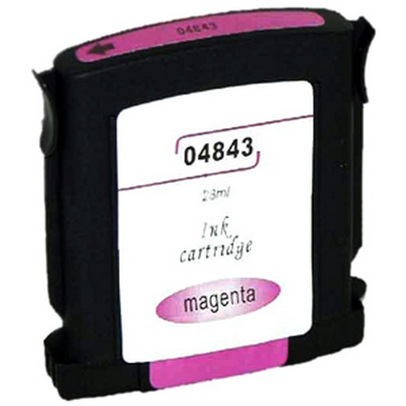 HP C4842A Magenta Ink Cartridge-HP #10