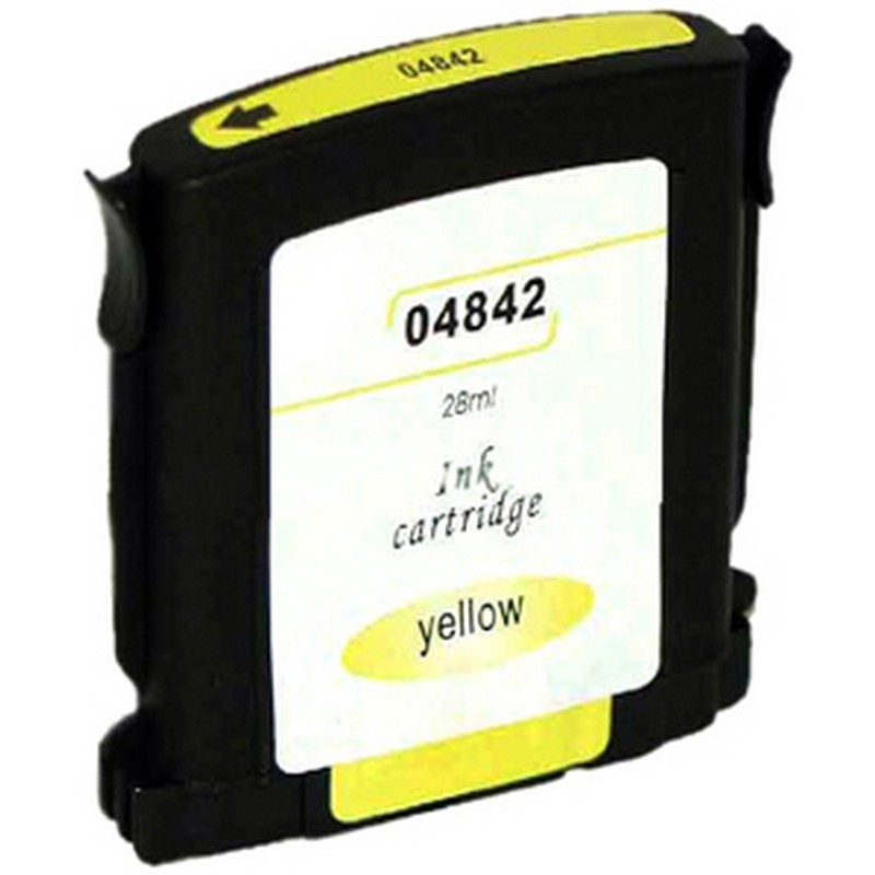 HP C4843A Yellow Ink Cartridge-HP #10