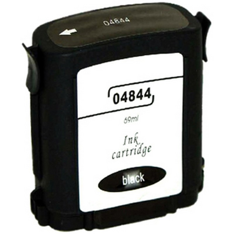 HP C4844A Black Ink Cartridge-HP #10