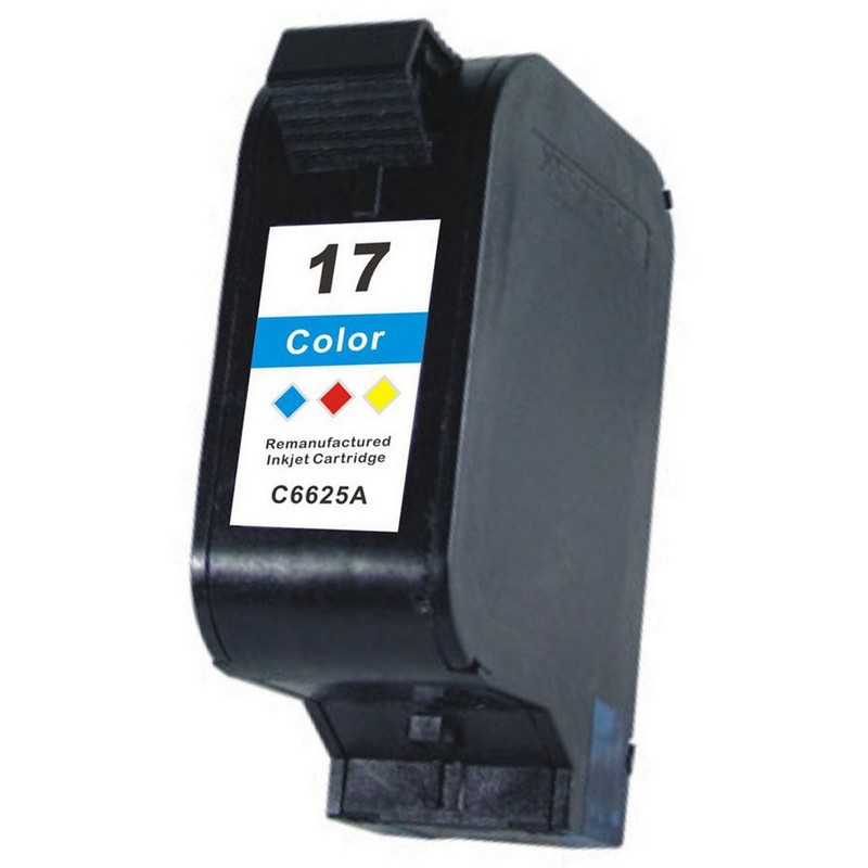 HP C6625A Color Ink Cartridge-HP #17