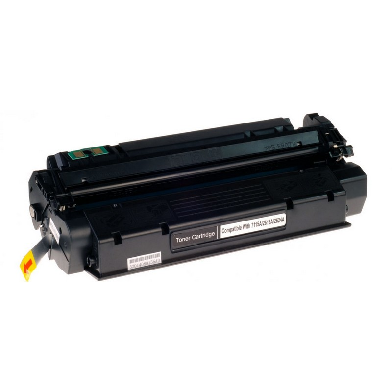 HP C7115A Black Toner Cartridge