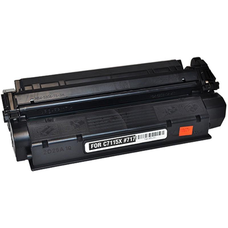 HP C7115X Black Toner Cartridge