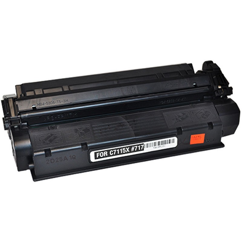 HP C7115X Black Toner Cartridge