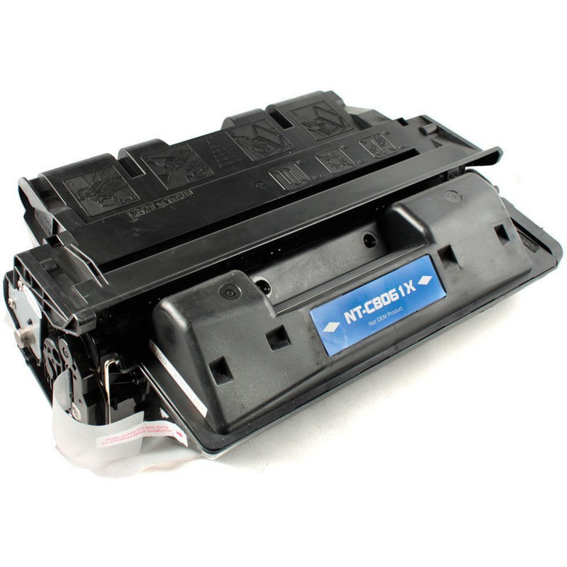 HP C8061X Black Toner Cartridge