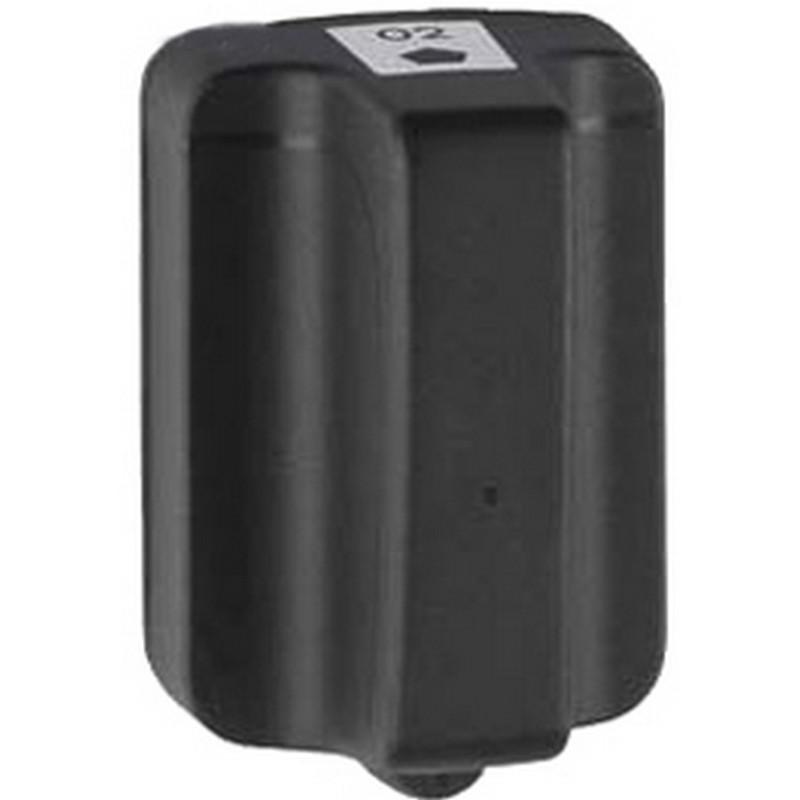 HP C8721WN Black Ink Cartridge-HP #02