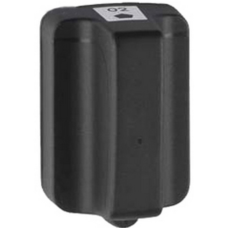HP C8721WN Black Ink Cartridge-HP #02