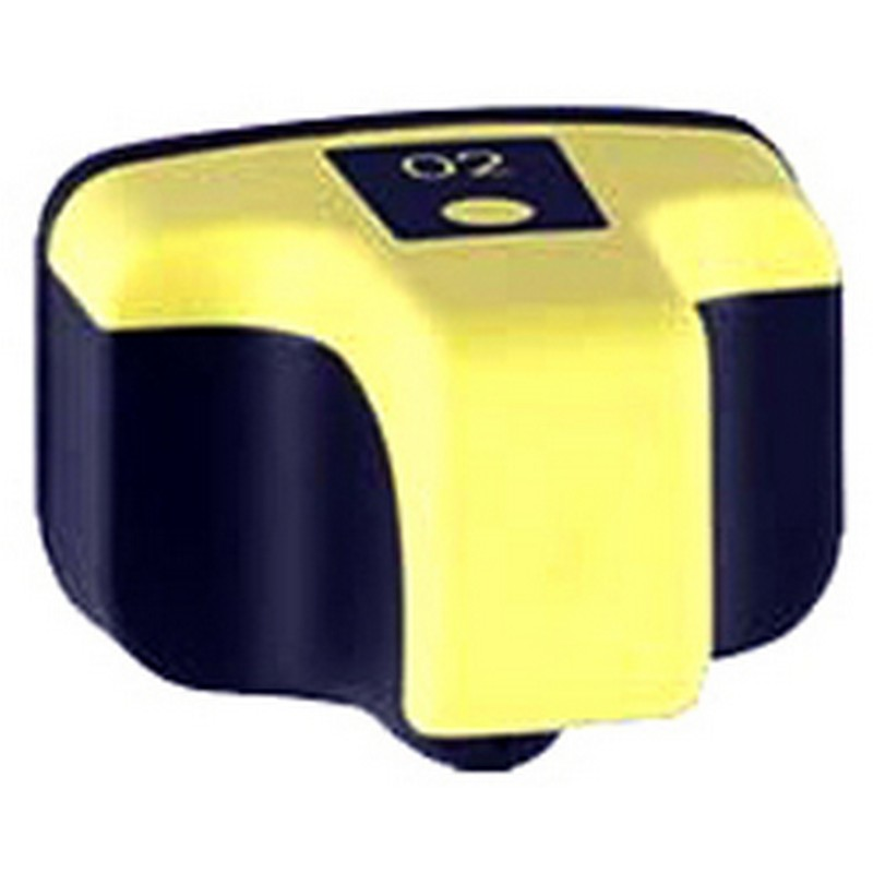 HP C8773WN Yellow Ink Cartridge-HP #02