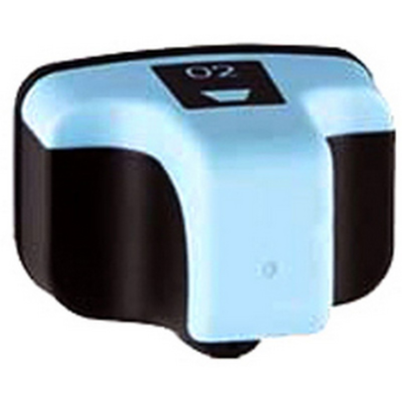 HP C8774WN Photo Cyan Ink Cartridge-HP #02