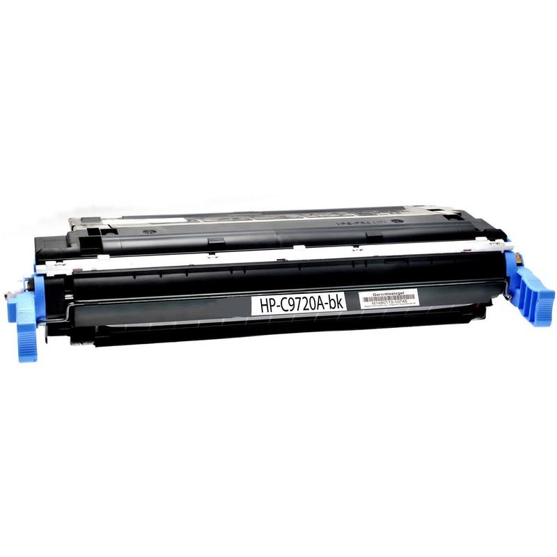 HP C9720A Black Toner Cartridge