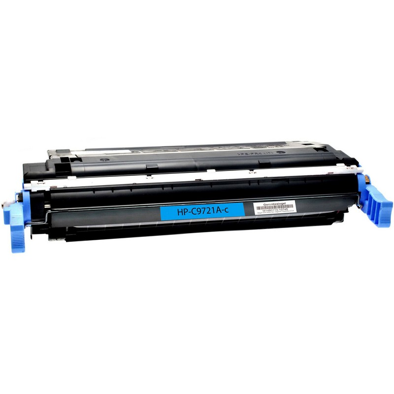 HP C9721A Cyan Toner Cartridge