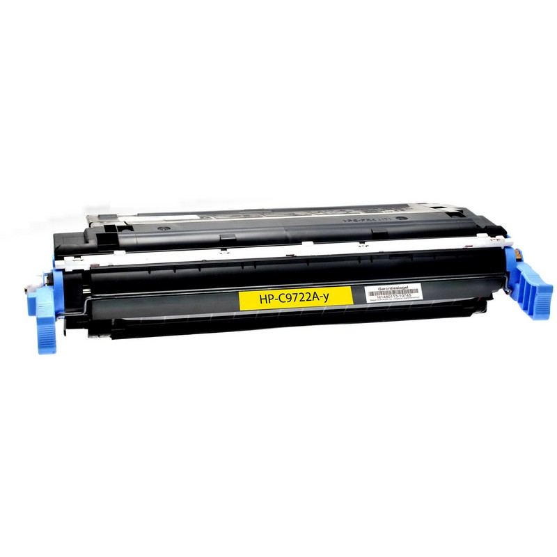 HP C9722A Yellow Toner Cartridge