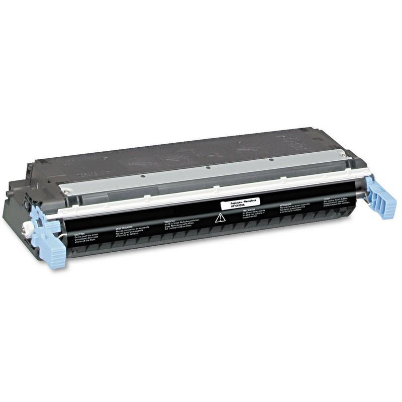 HP C9730A Black Toner Cartridge