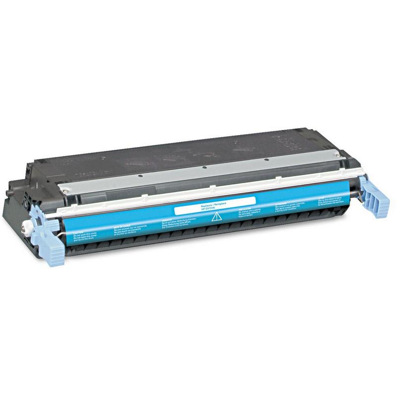 HP C9731A Cyan Toner Cartridge