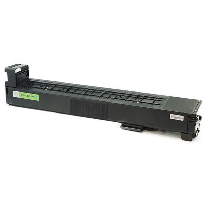 HP CB381A Cyan Toner Cartridge
