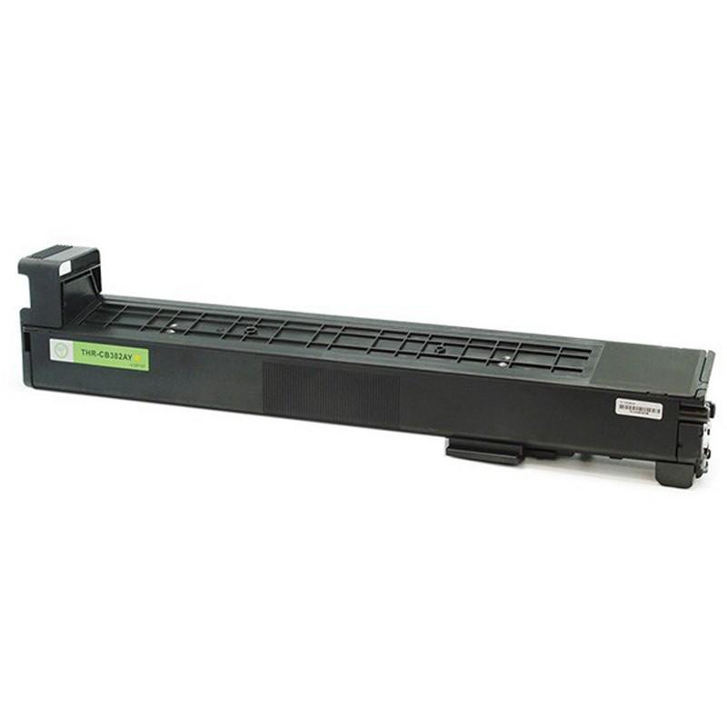 HP CB382A Yellow Toner Cartridge