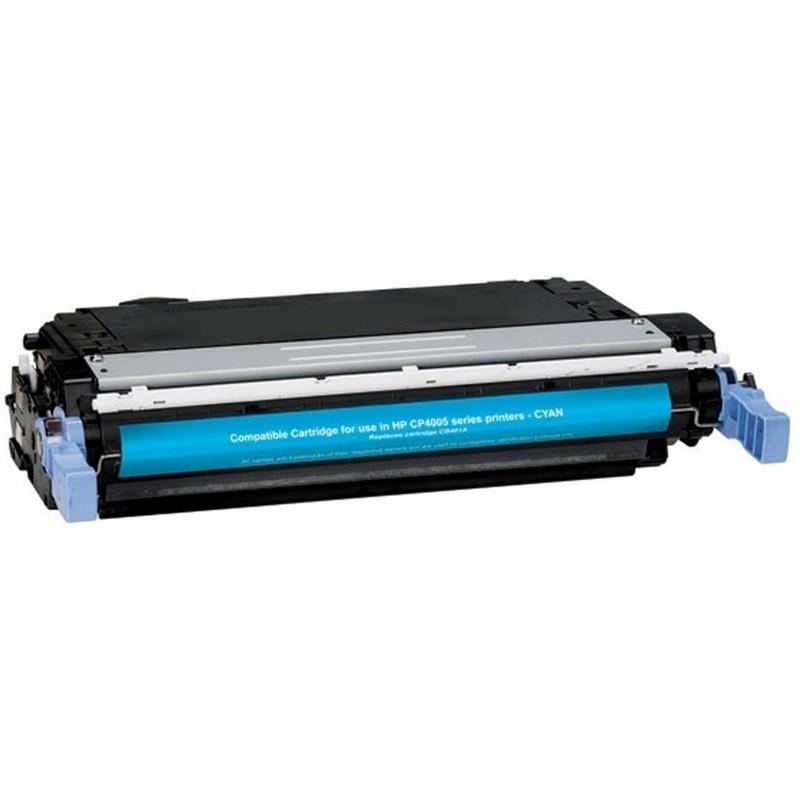 HP CB401A Cyan Toner Cartridge-HP 642A