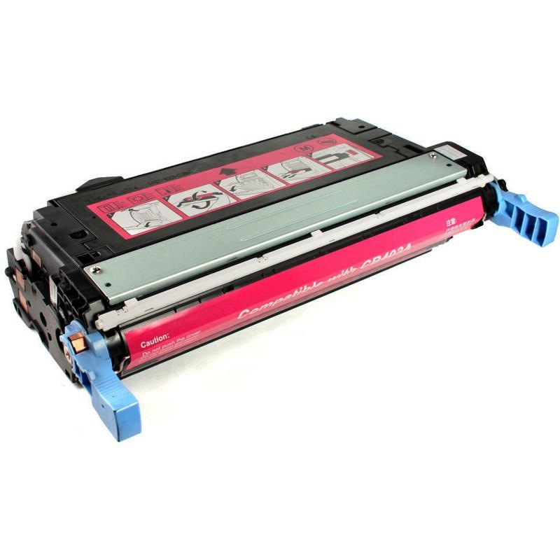 HP CB403A Magenta Toner Cartridge-HP 642A