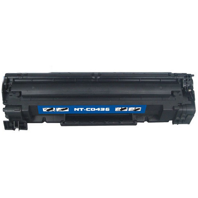 HP CB436A Black Toner Cartridge