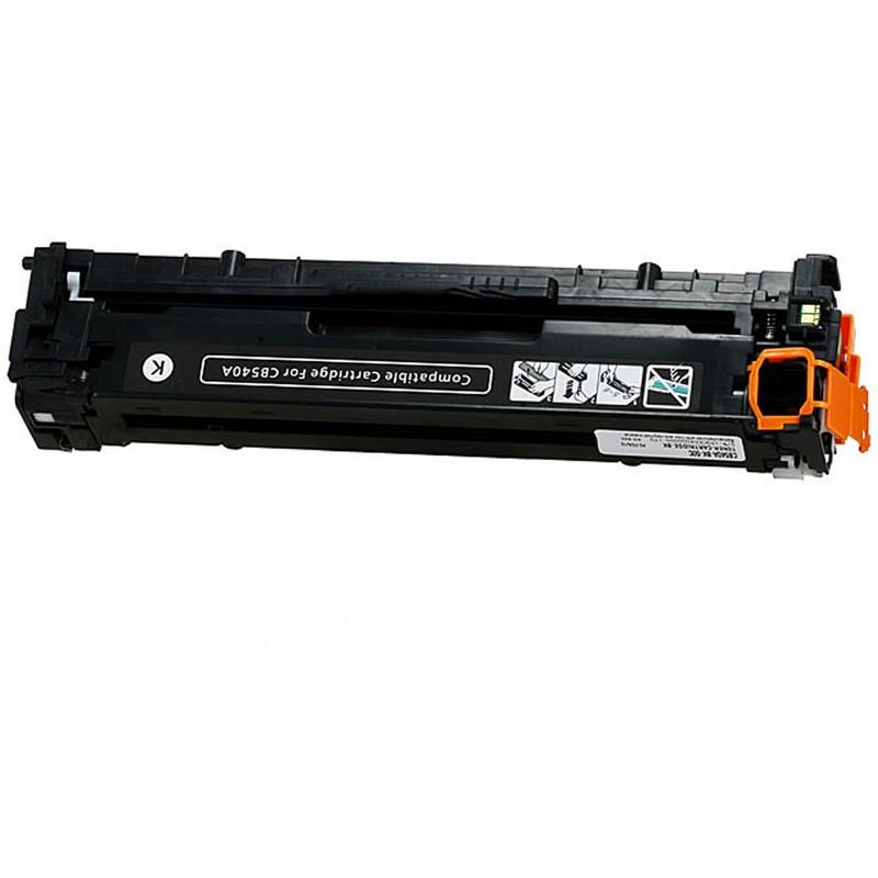 HP CB540A Black Toner Cartridge-HP 125A