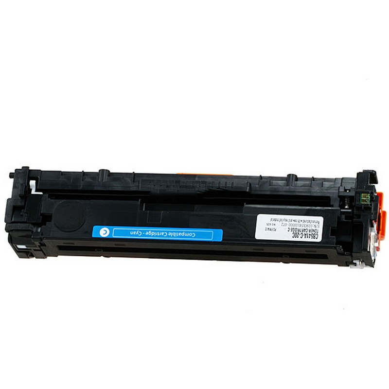 HP CB541A Cyan Toner Cartridge-HP 125A