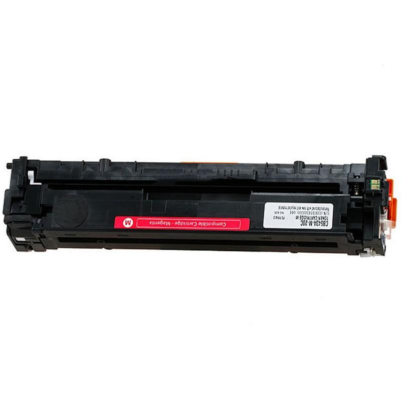 HP CB543A Magenta Toner Cartridge-HP 125A