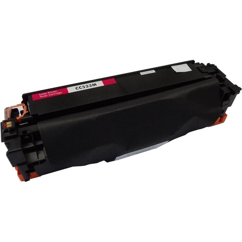 HP CC533A Magenta Toner Cartridge-HP 304A
