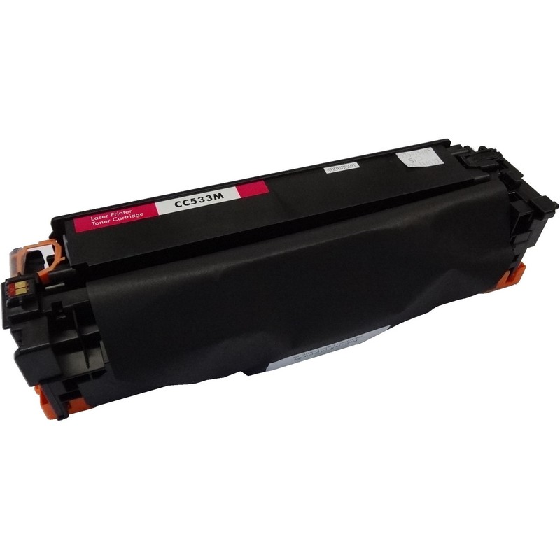 HP CC533A Magenta Toner Cartridge-HP 304A