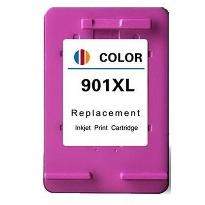 HP CC656AN Color Ink Cartridge-HP #901XL
