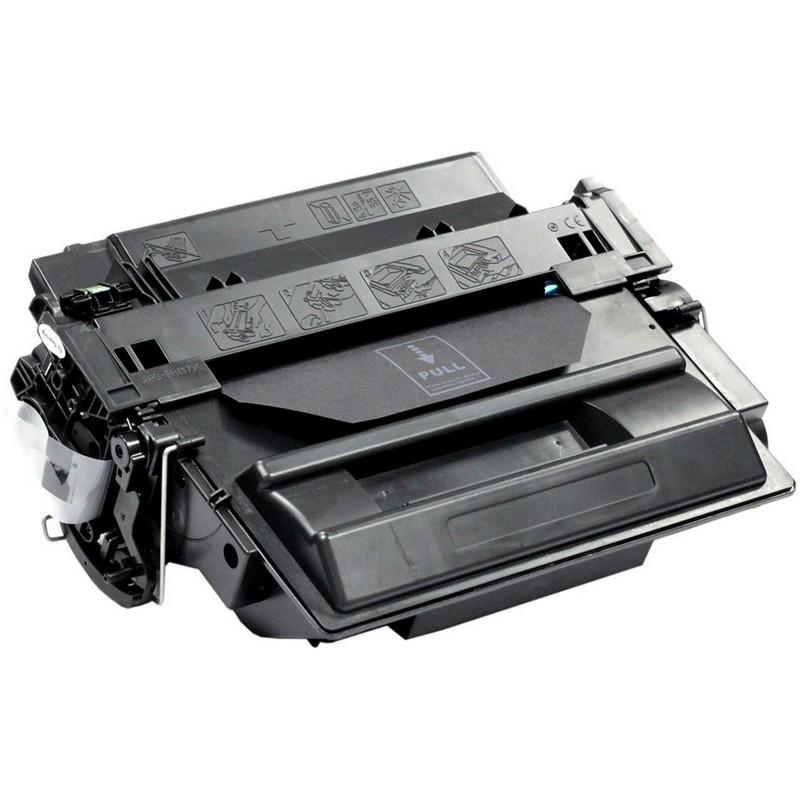 HP CE255X Black Toner Cartridge