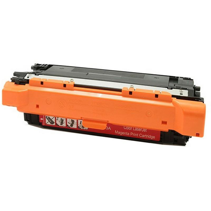 HP CE263A Magenta Toner Cartridge-HP 648A