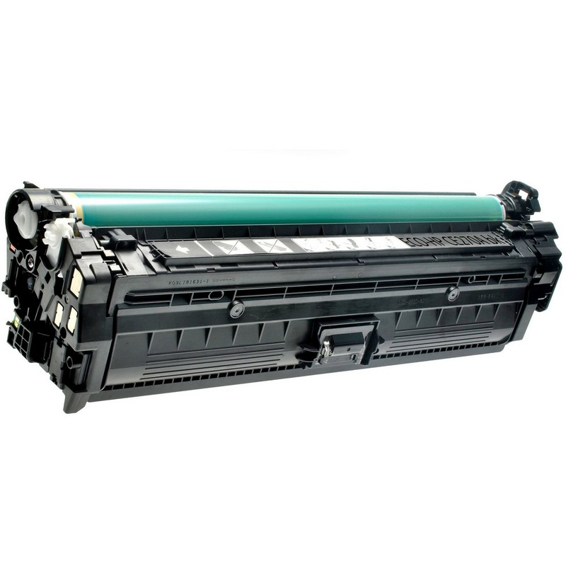 HP CE270A Black Toner Cartridge-HP 650A