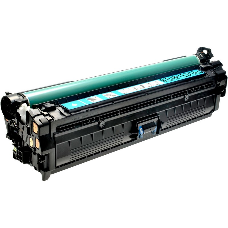 HP CE271A Cyan Toner Cartridge
