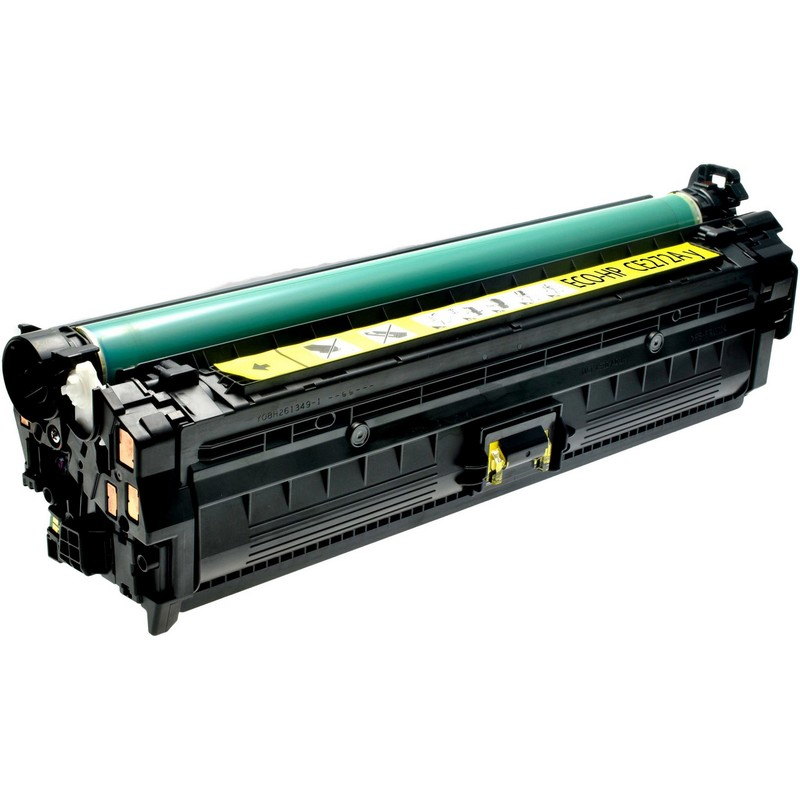 HP CE272A Yellow Toner Cartridge