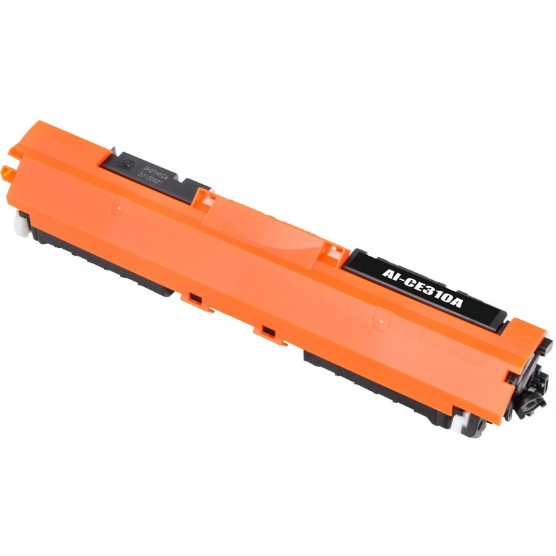 HP CE310A Black Toner Cartridge-HP 126A