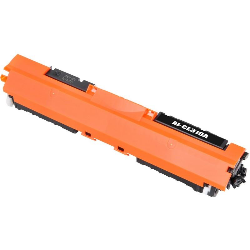 HP CE310A Black Toner Cartridge-HP 126A