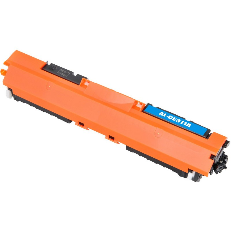 HP CE311A Cyan Toner Cartridge-HP 126A