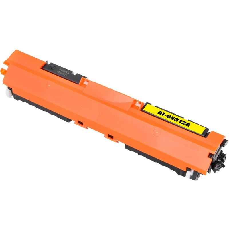 HP CE312A Yellow Toner Cartridge-HP 126A