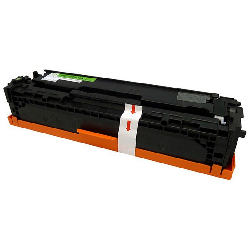 HP CE320A Black Toner Cartridge-HP 128A