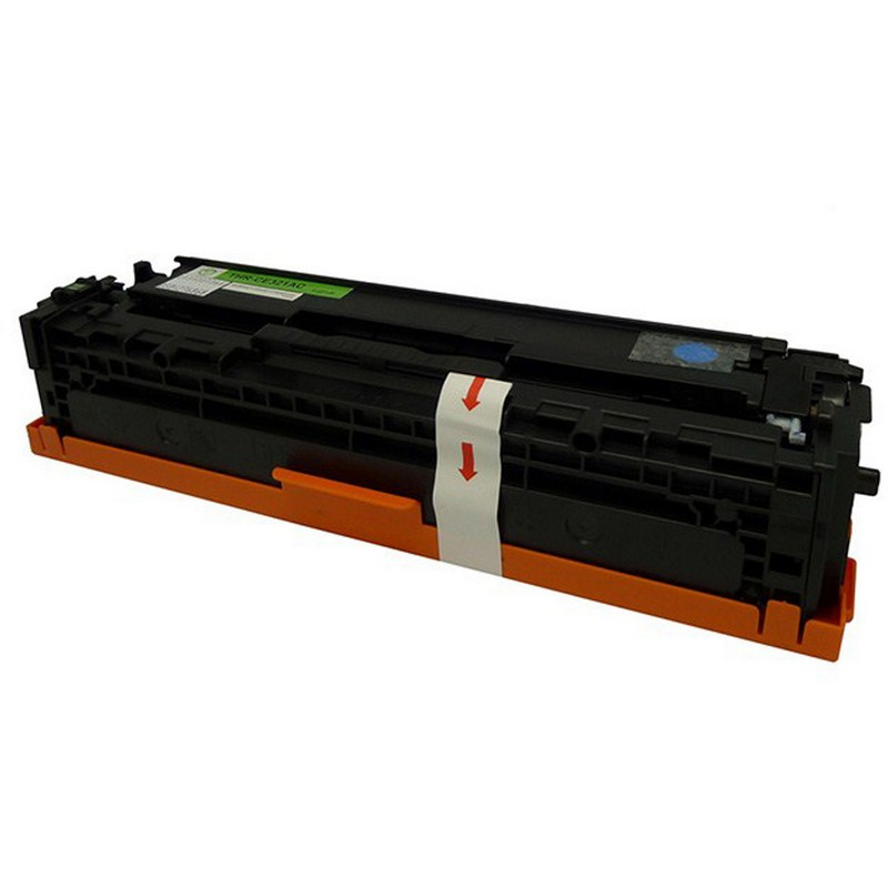 HP CE321A Cyan Toner Cartridge-HP 128A