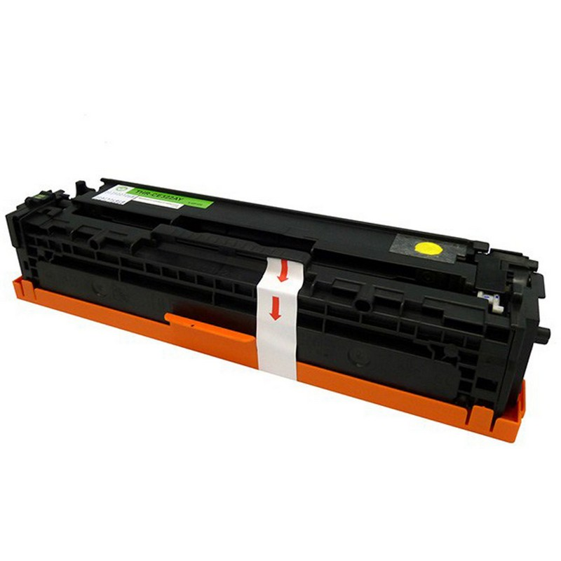 HP CE322A Yellow Toner Cartridge-HP 128A