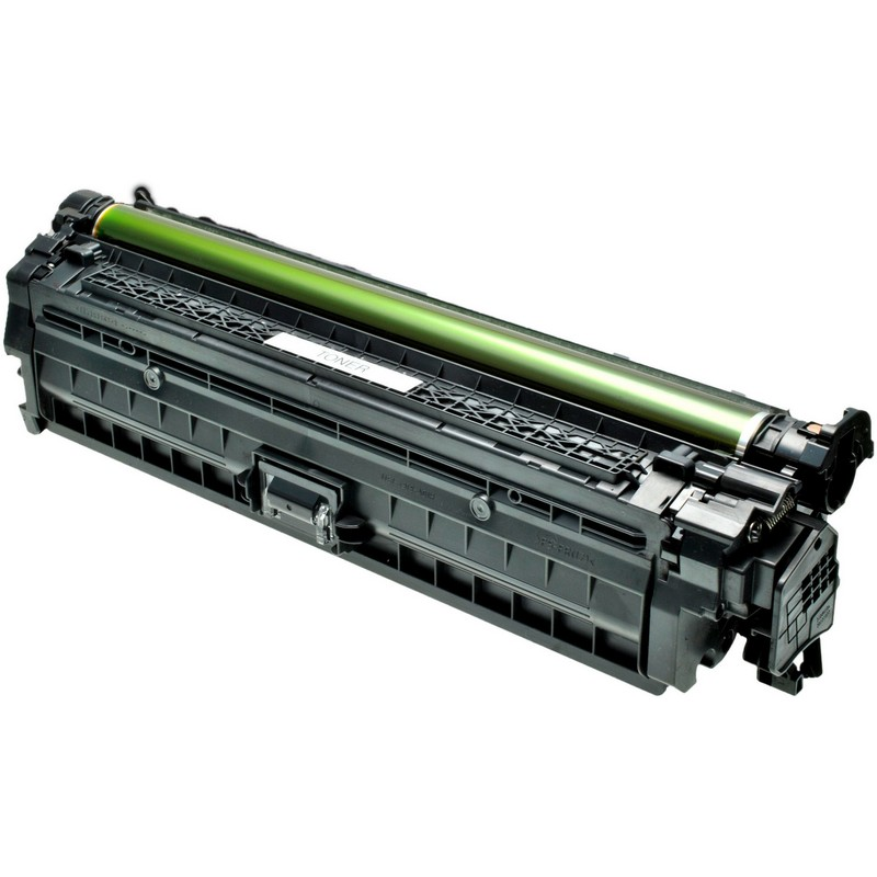HP CE340A Black Toner Cartridge-HP 651A