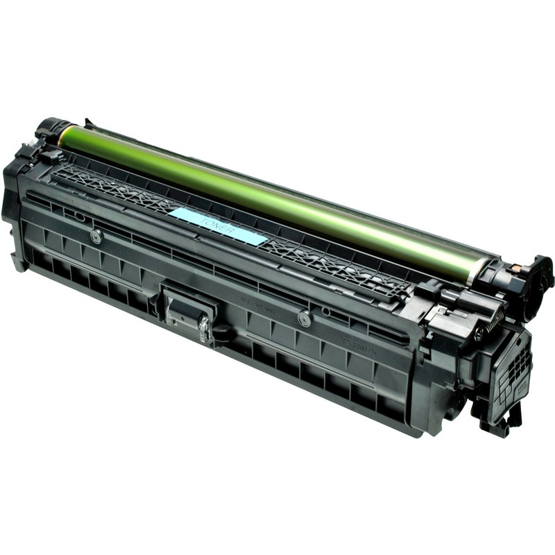 HP CE341A Cyan Toner Cartridge-HP 651A