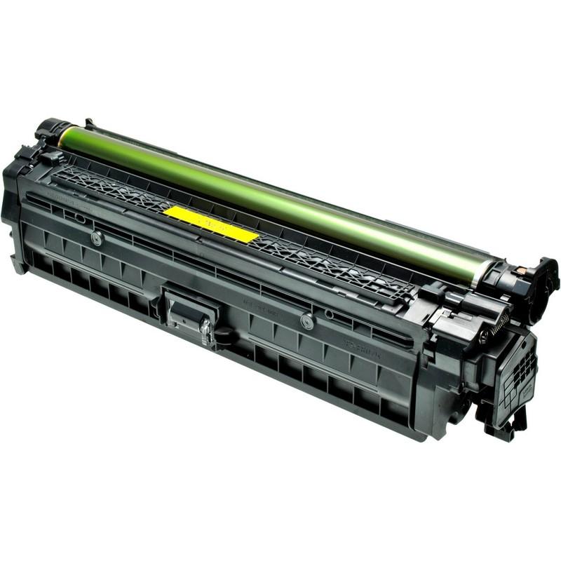 HP CE342A Yellow Toner Cartridge-HP 651A