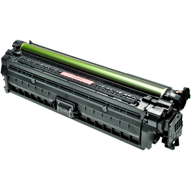 HP CE343A Magenta Toner Cartridge-HP 651A
