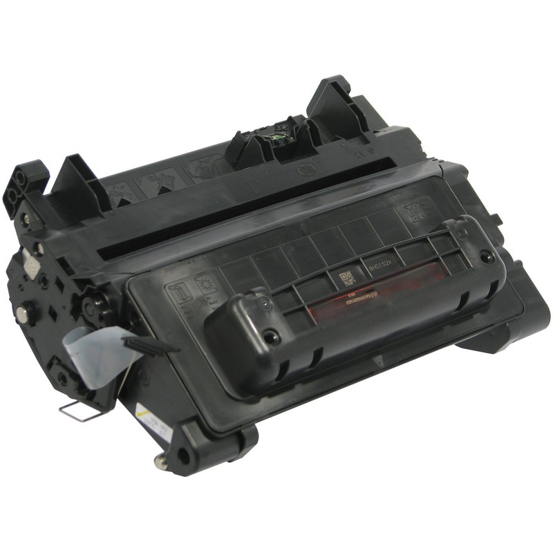 HP CE390A Black Toner Cartridge-HP 90A