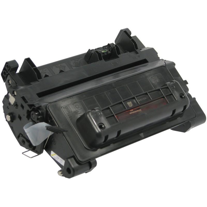 HP CE390A Black Toner Cartridge-HP 90A