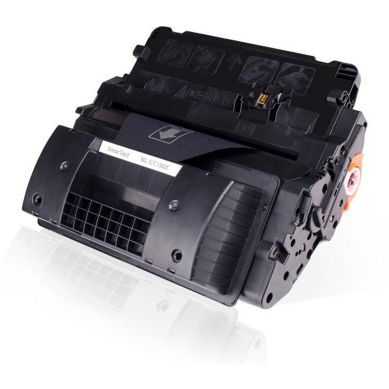 HP CE390X Black Toner Cartridge-HP 90X